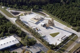 Vulcan Materials Florida Rock Division Daytona Beach Plant