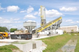 Titan America Batch Plant – Downtown Orlando