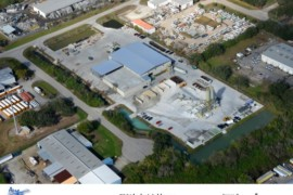 Titan Florida Ready Mix and Block Plant -Temple Terrace
